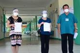 5 bệnh nhân được chữa trị khỏi COVID-19 tại tâm dịch Đà Nẵng
