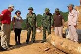 Quảng Bình hủy nổ quả bom nặng hơn 450kg
