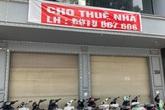 Đóng cửa cả loạt, cảnh chưa từng có trên phố hàng sang Hà Nội