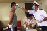 Cách ly 21 thuyền viên người Trung Quốc trên tàu hàng nhập cảnh vào Quảng Bình