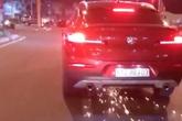 Thông tin mới nhất vụ nữ tài xế lái BMW gây náo loạn đường phố