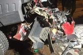 Nhân chứng kể lại giây phút hãi hùng khi thấy cảnh xe container đè nát xe con làm 3 người chết