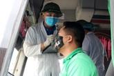 Hà Nội thông báo khẩn tìm người đi cùng xe với BN620 từ Đà Nẵng về bến Nước Ngầm