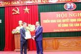 Thứ trưởng Bộ Kế hoạch - Đầu tư làm Bí thư Tỉnh ủy Quảng Bình