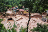 Chỉ đạo khẩn các giải pháp ứng phó với mưa lũ trong bối cảnh dịch bệnh COVID-19