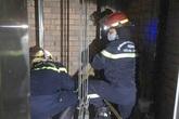 Nhân viên bảo trì tử vong trên nóc buồng thang máy
