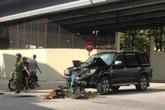 Nam Định: 2 vợ chồng đi xe máy tử vong sau khi va chạm với ô tô 7 chỗ