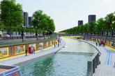 """Thực hư sông Tô Lịch sẽ trở thành """"Công viên lịch sử - văn hoá - tâm linh Tô Lịch"""" bằng nguồn vốn từ Nhật Bản"""