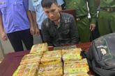 Nghệ An: Bắt 2 đối tượng trong đường dây mua bán, vận chuyển ma túy lớn