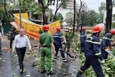 Thừa Thiên Huế: 1 người chết, 23 người bị thương trong cơn bão số 5