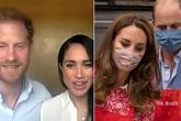 Nhà Công nương Kate lại khiến dân mạng giận dữ khi vắng mặt trong cuộc gọi video gặp gỡ vợ chồng Meghan cùng bé Archie