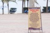 Nới lỏng nhiều dịch vụ nhưng hoạt động tắm biển tại Đà Nẵng vẫn bị cấm từ 0h ngày 5/9
