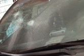 Thanh Hóa: Cơ quan công an điều tra vụ xe của Chủ tịch UBND huyện bị đập phá tại trụ sở Huyện ủy