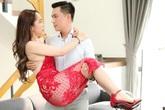 Việt Anh: 'Tôi chưa bao giờ hôn ai khó như Quỳnh Nga'