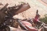 Nữ tài xế xe máy tử nạn khi bị xe 16 chỗ hất văng
