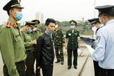 Vượt biên sang thăm người yêu, nam thanh niên Trung Quốc bị bắt giữ
