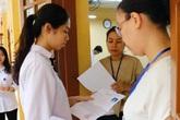 Bộ GD&ĐT quyết định giữ 3 đầu điểm của bài tổ hợp thi tốt nghiệp THPT