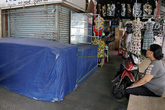 Hàng trăm tiểu thương ngôi chợ nổi tiếng nhất Nha Trang nghỉ bán