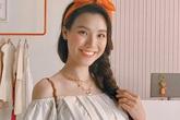 Á hậu Hoàng Oanh diện crop top khoe bụng vượt mặt, nhan sắc mẹ bầu gây bất ngờ