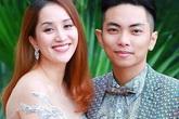 """Khánh Thi lên tiếng về tin đồn rạn nứt với chồng kém tuổi: """"Chồng vừa trẻ vừa tâm lý, dại gì mà chia tay"""""""