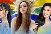 """Sao Việt hậu chuyển giới: Tất cả đều nổi lên """"như diều gặp gió"""" nhưng chỉ có một mỹ nhân tìm được bến đỗ hạnh phúc"""
