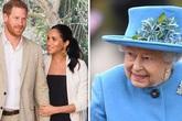 Sau phát ngôn 'động chạm' bà nội của Harry, dân tình đào lại phản ứng của Nữ hoàng khi nghe tin vợ chồng cháu trai rời gia tộc