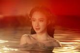 Sau thời gian dài ở ẩn, Angela Phương Trinh bất ngờ khoe vai trần gây sốt mạng xã hội