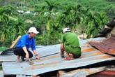 Thanh niên Quảng Nam đem sức trẻ giúp dân sau bão lũ