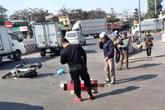 Hải Dương: Ngã xuống đường, người phụ nữ bị xe ô tô cán tử vong