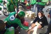 """Câu chuyện về đội """"thiên thần cứu hộ"""" giúp đỡ hàng nghìn người gặp nạn trên đường phố Hà Nội: Rét mấy cũng trực cứu người!"""