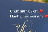 Phản ứng của Midu giữa lúc rò rỉ ảnh thiệp cưới của Phan Thành và thiên kim tiểu thư Primmy Trương