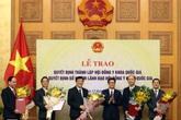 Phó Thủ tướng Vũ Đức Đam trao Quyết định thành lập Hội đồng Y khoa quốc gia
