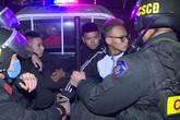 """Bắt 2 nhóm đối tượng thường xuyên """"trêu"""" cảnh sát cơ động"""