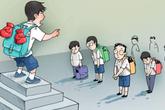 Nữ sinh 13 tuổi tự tử vì bạo lực học đường