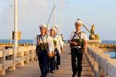 Quân dân Trường Sa hướng về Đại hội đại biểu toàn quốc lần thứ XIII của Đảng