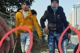 Xôn xao chuyện 2 thanh niên ngồi câu cá ở hồ Hoàng Cầu bị đuổi đánh, thu mất cần