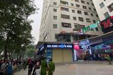 Hà Nội: Rơi từ tầng cao xuống chân tòa chung cư HH Linh Đàm, nam thanh niên tử vong tại chỗ