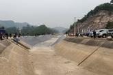 Thông dòng kênh hơn 4 nghìn tỷ bị đứt gãy tại Thanh Hóa