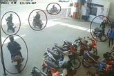 Nhóm đối tượng chuyên dàn cảnh để trộm cướp xe máy
