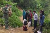 Nghệ An: Truy tìm 4 người nhập cảnh trái phép từ Trung Quốc