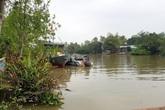 Vụ CSGT mất tích khi đi tuần trên sông: Rơi nước mắt cảnh 2 con nhỏ hỏi bố