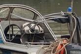 Tìm thấy thi thể đại úy CSGT mất tích trên sông