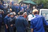 Tai nạn thương tâm: Nam công nhân ngành than bị đá rơi vào người tử vong