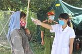 Bắc Giang thiết lập vùng cách ly một thôn ở huyện Lục Nam
