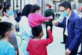 """Tất niên đặc biệt ở """"khu dân cư chiến đấu"""" tại Hà Nội"""