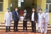 Hải Dương: Bệnh nhân đầu tiên mắc COVID-19 huyện Ninh Giang được chữa khỏi