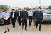 """Thứ trưởng Nguyễn Trường Sơn: """"Bộ Y tế luôn sát cánh và hỗ trợ Hải Dương trong công tác phòng chống dịch"""""""