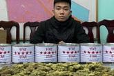 Hà Nội: Dùng chuyển phát nhanh để buôn bán ma tuý
