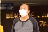 Bệnh nhân nặng nhất tại Bệnh viện Dã chiến số 2 tri ân thầy thuốc khi khỏi bệnh