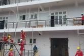 Thần tốc hoàn thành bệnh viện dã chiến số 3 tại Hải Dương